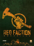Red Faction: Guerrilla Windows Other Digipak - Front
