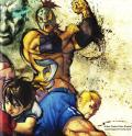 Street Fighter IV PlayStation 3 Inside Cover Right