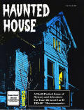 Haunted House TRS-80 Front Cover