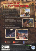 Medal of Honor: Allied Assault - War Chest Windows Back Cover