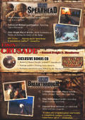 Medal of Honor: Allied Assault - War Chest Windows Inside Cover Right
