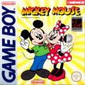 Mickey Mouse Game Boy Front Cover