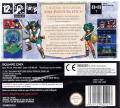 Dragon Quest IV: Chapters of the Chosen Nintendo DS Back Cover