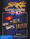 Strike Commander: Speech Pack DOS Front Cover