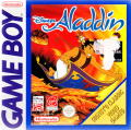 Disney's Aladdin Game Boy Front Cover