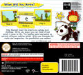 Scribblenauts Nintendo DS Back Cover