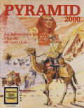 Pyramid 2000 TRS-80 Front Cover