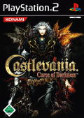 Castlevania: Curse of Darkness PlayStation 2 Front Cover