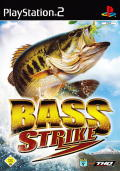 BASS Strike PlayStation 2 Front Cover