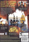 Pirates of the Burning Sea Windows Other Keep Case - Back