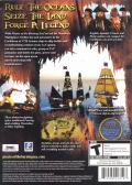 Pirates of the Burning Sea Windows Back Cover