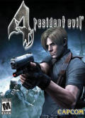 Resident Evil 4: Mobile Edition Zeebo Front Cover