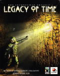 The Journeyman Project 3: Legacy of Time Macintosh Front Cover