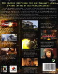 The Journeyman Project 3: Legacy of Time Macintosh Back Cover