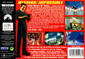 Mission: Impossible Nintendo 64 Back Cover