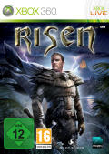 Risen Xbox 360 Front Cover