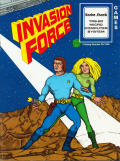 Invasion Force TRS-80 Front Cover