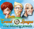 Travel League: The Missing Jewels Windows Front Cover