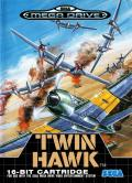 Twin Hawk Genesis Front Cover