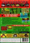 Micro Machines: Military Genesis Back Cover
