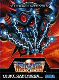 Truxton Genesis Front Cover