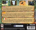 Secret Mission  CD-i Back Cover