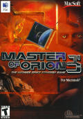 Master of Orion 3 Macintosh Front Cover