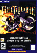 Full Throttle Windows Front Cover
