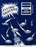 Flying Saucers TRS-80 Front Cover