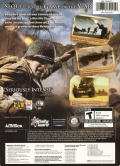 Call of Duty 2 Windows Back Cover
