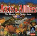Axis & Allies Windows Other Jewel Case - Front