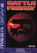Battle Frenzy Genesis Front Cover