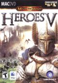 Heroes of Might and Magic V Macintosh Front Cover
