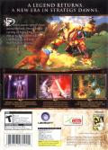 Heroes of Might and Magic V Macintosh Back Cover