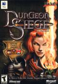 Dungeon Siege Macintosh Front Cover