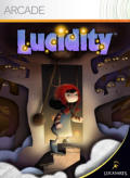 Lucidity Xbox 360 Front Cover