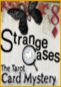 Strange Cases: The Tarot Card Mystery Windows Front Cover