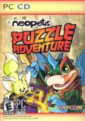 Neopets Puzzle Adventure Windows Front Cover