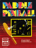 Paddle Pinball TRS-80 Front Cover