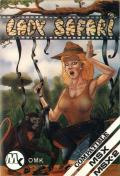 Lady Safari MSX Front Cover