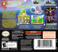 Space Bust-A-Move Nintendo DS Back Cover