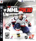 NHL 2K10 PlayStation 3 Front Cover