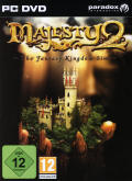 Majesty 2: The Fantasy Kingdom Sim Windows Front Cover