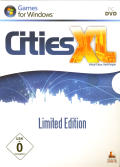 Cities XL (Limited Edition) Windows Front Cover