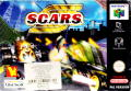 S.C.A.R.S. Nintendo 64 Front Cover