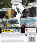 Bionic Commando PlayStation 3 Back Cover