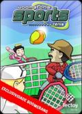 Boomerang Sports Tênis Zeebo Front Cover