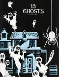 13 Ghosts TRS-80 Front Cover