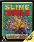 Todd's Adventures in Slime World Lynx Front Cover