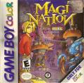Magi Nation Game Boy Color Front Cover